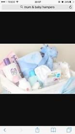 Baby hampers!