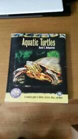 Aquatic turtles book