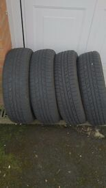 Winter Tyres Yokohama 175/65R 15