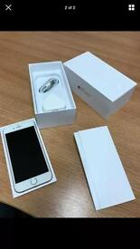 Apple iPhone 6 (64GB) Mobile Phone, White, Factory Unlocked, Brand New Condition , Boxed