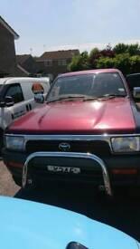 Toyota hilux SWAP