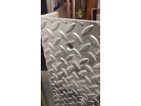 Checker Sheet, pre shaped, ideal for pickup vehicle, wheel arches.