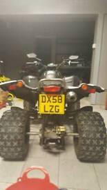 Quadzilla stinger 250cc road legal