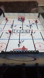 Large Ice Hockey table