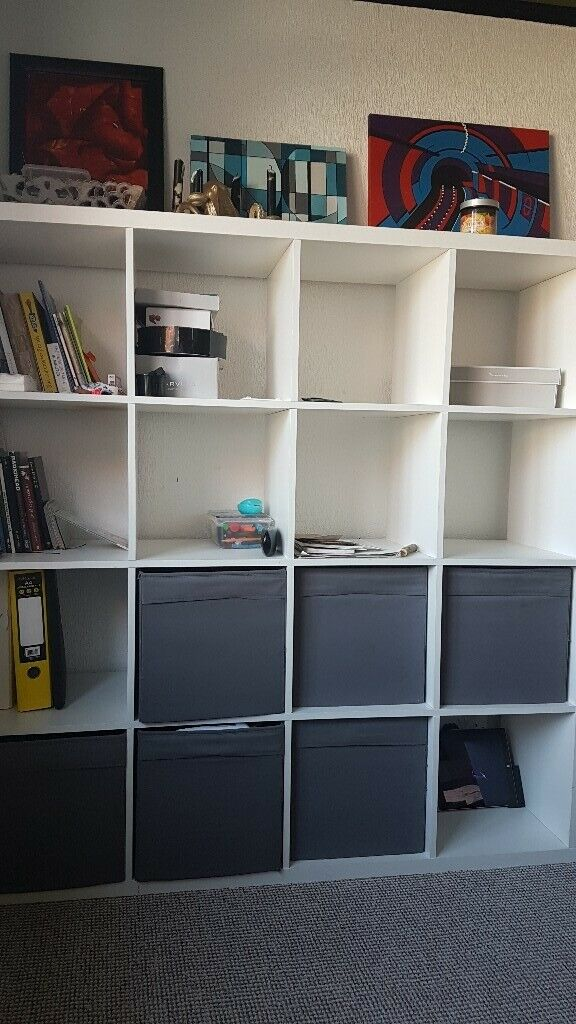 new arrival 5c11a 9fdf4 Shelves - Homebase cubes 4x4 | in Frome, Somerset | Gumtree