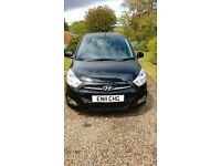 HYUNDAI i10 ACTIVE 5 DOOR HATCHBACK IN EXCELLENT CONDITION