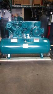 NEW 10hp 575v Techquip Air Compressor on 80g Tank..IN STOCK!!!