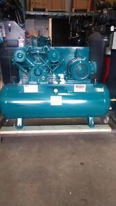 NEW 10hp 575v Techquip Air Compressor on 80g Tank