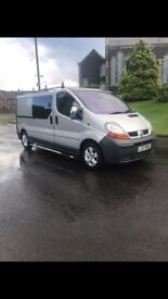 Wanted crewvans anything considered traffic vivaro transit anything considered cash waiting