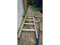 7m Class 1 Industrial scaffold ladder. Collect SE19 London (not 4m 5m 6m 8m 9m)