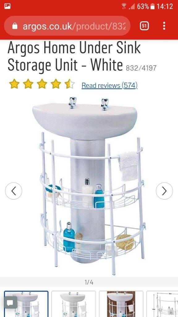 Brilliant Bathroom Undersink Storage Argos In Bristol Gumtree Interior Design Ideas Apansoteloinfo