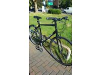 "Trek Fx1 hybrid bike 22.5"" frame"
