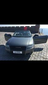 Audi a4 cabriolet 2.5 turbo diesel