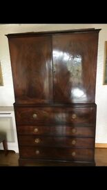 Antique Drinks cabinet