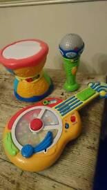musical instrument sets
