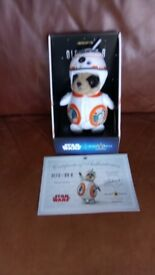 Star Wars BB8 Olaf Meerkat Toy
