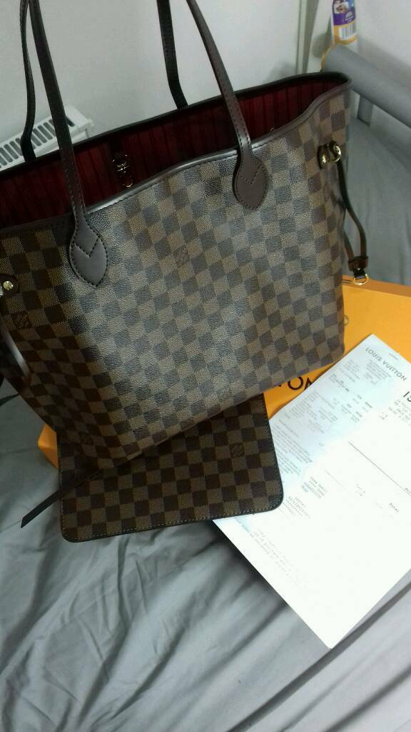 24034b917 Louis vuitton never full mm lv monogram | in Walthamstow, London ...