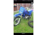Pw80. Dirtbike. Pitbike