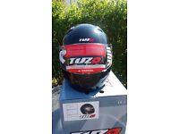 Motorbike Helmet new in box. size large