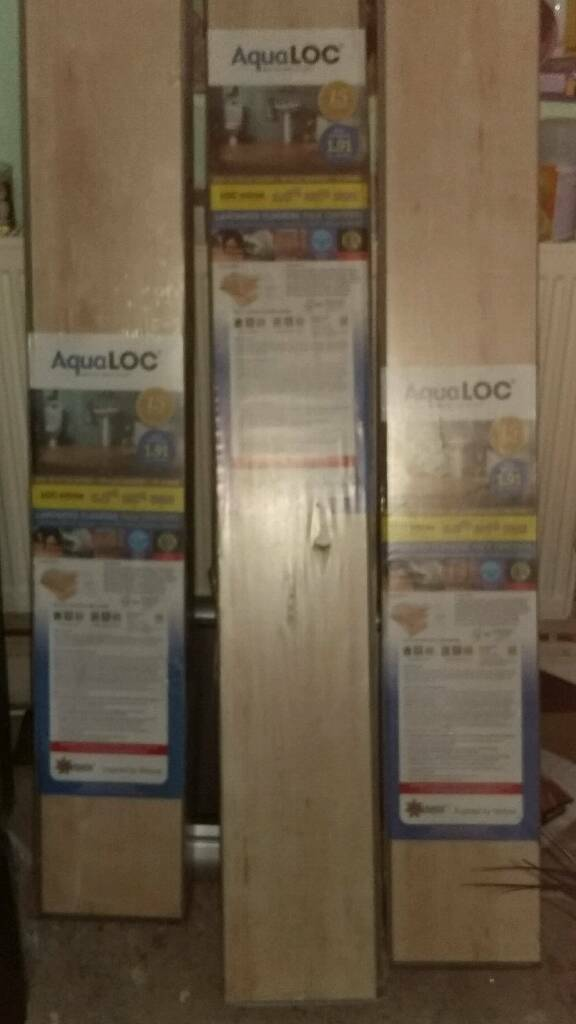 Aqualoc Laminate Flooring In Ferndale Rhondda Cynon Taf Gumtree
