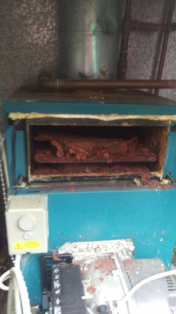 Oil Boiler Servcing & Repair