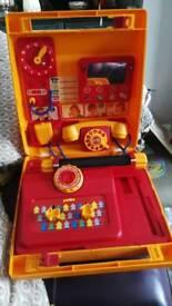Petite retro toy