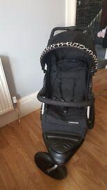 Mothercare 3 wheeler pushchair