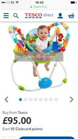 Baby Einstein activity gym/jumper