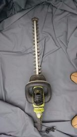 Ryobi RHT5555RS hedge cutter 550watts electric