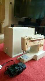 Singer sewing machine 538