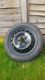"BMW 3 SERIES E46 16"" Spare Emergency Alloy Wheel"