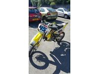 Suzuki RM 85 2008 model .off road motorbike