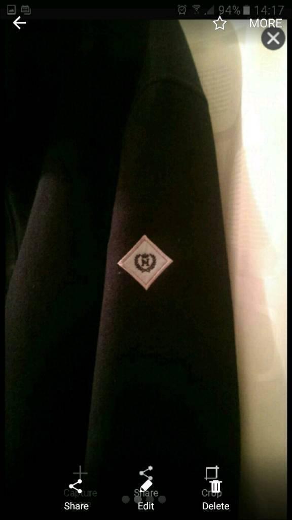 Men's Henri Lloyd coat