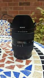 Sony DT 16-105mm F/3.5-5.6 Standard Zoom Lens