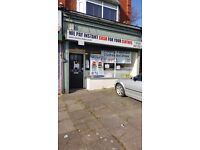 RETAIL SHOP / OFFICES TO RENT HIGHFIELD ROAD HALL GREEN B28