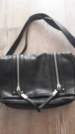 Rock style handbag
