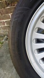 4x bmw alloys good used condition 200 Ono