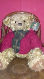 Harrods 20th Annivesary Bear 2005