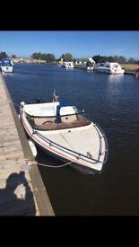 Speed boat Aquaviva 60hp