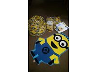 Minion bedroom bundle