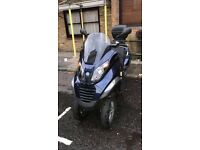 PIAGGIO MP3 125CC FOR QUICK SALE