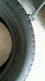 215/65 r 16 tyres a pair