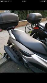 Yamaha Nmax motorbike