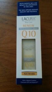 **LACURA** MULTI- INTENSIVE SERUM ANTI-AGEING/ MIMOX/ WITH Q10** NEW PACKAGING**