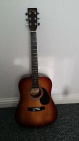 Acor acoustic guitar