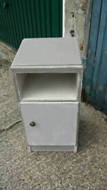 Small bed side cabinet
