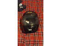 ARAI men's motorcycle helmet large