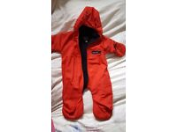 Baby Buffalo Baby Buff Snowsuit Age 6 months. Never Worn.