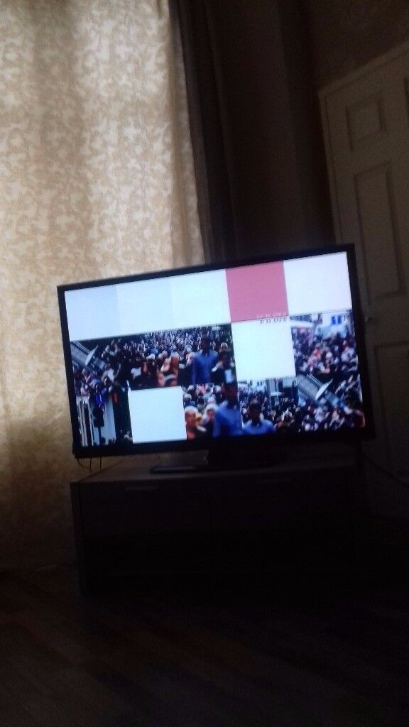 Tv swap 50 inch for 42 inch - 46 inch/ please read ad
