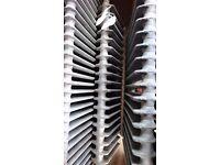 "Cast Iron Radiator - Sandblasted 86"" x 28"" x 3"""